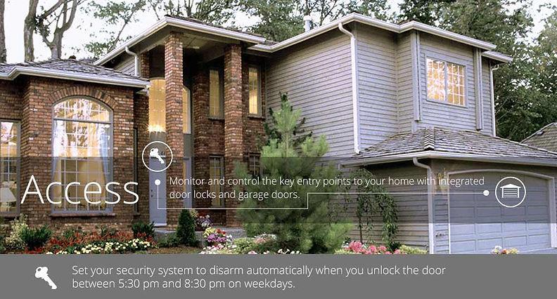 Alarm.com Access Control