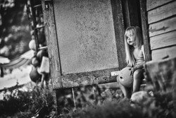 vaikas fotosesija vaiku fotografe photography country side