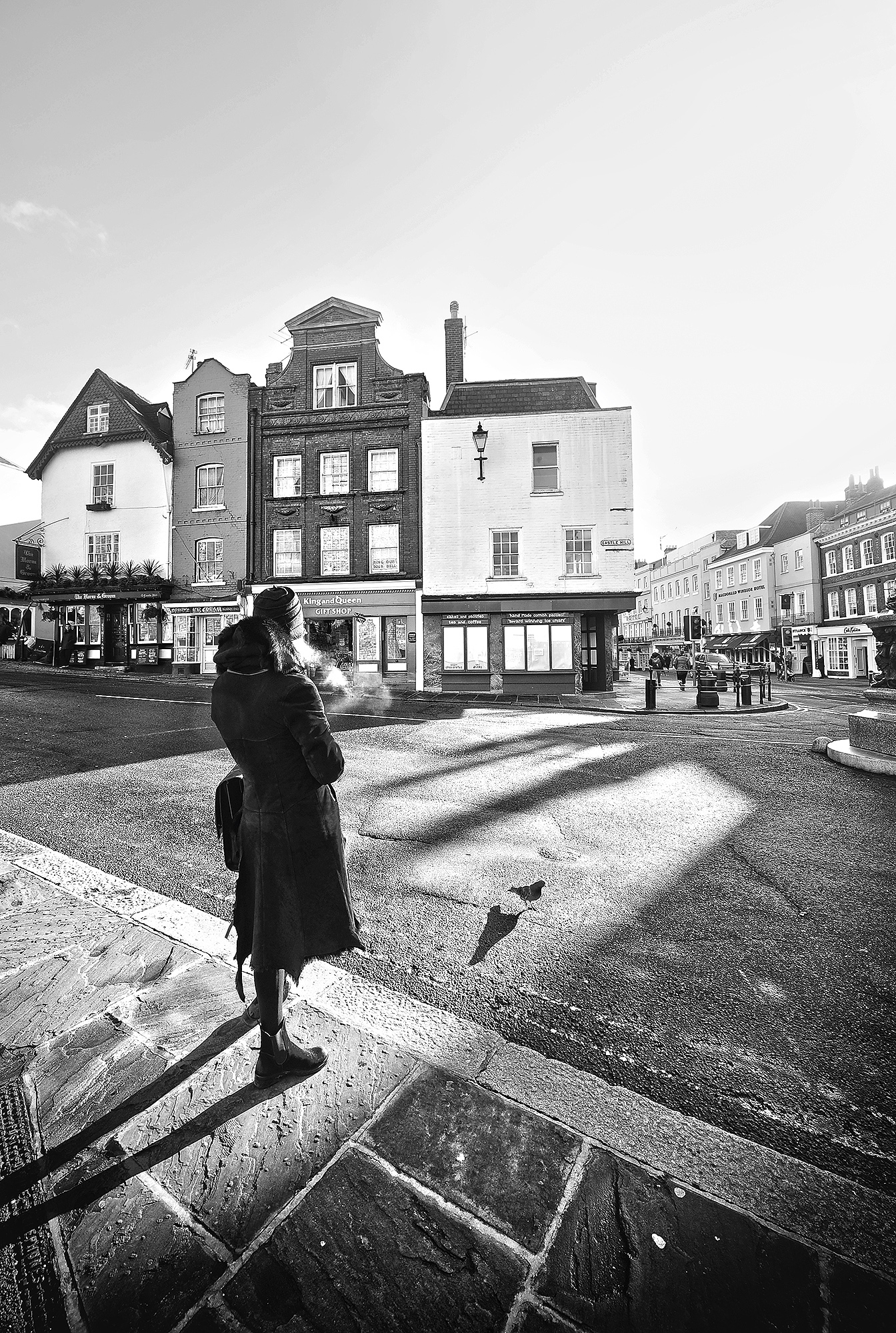 england steet photography