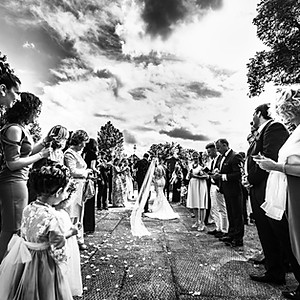 G+L wedding day