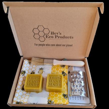 Make your own Wax Wraps - DIY Kit