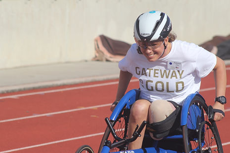 Gateway to Gold Adaptive Event