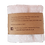 Products reusable cotton face wipes care instruction label