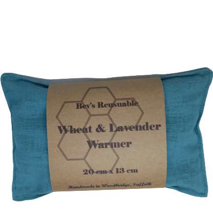 Wheat & Lavender Heat & Chill Pack