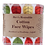Bevs Eco Products reusable cotton face wipes in autumn leaves cotton fabric