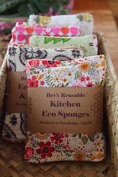Eco Sponges