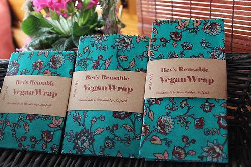 Bev's Vegan Wraps
