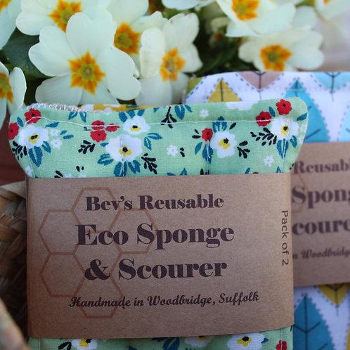 Eco Sponge and Scourer