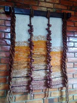 4 CAMINOS DE RAQUIRA-2016. largo 120cm x