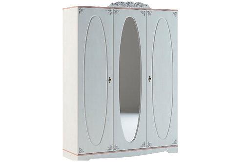 Шкаф 3 двери ФЛОРАНС
