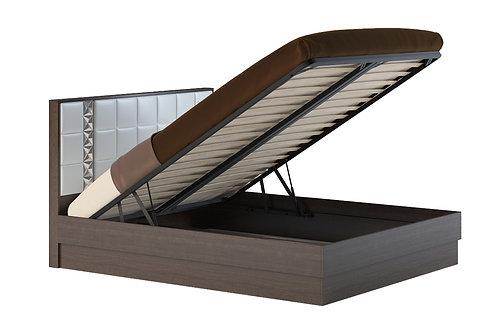 Кровать КУБА с ПМ (1600)