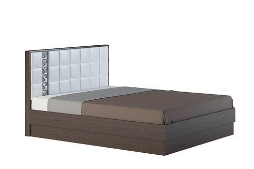 Кровать КУБА с настилом (1600)
