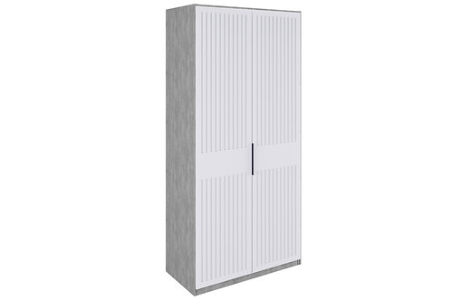 Шкаф 2 двери (глухие) БЕРЖЕР