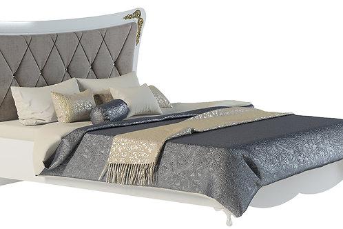 Кровать (1600) АДЕЛИНА с ортопедом