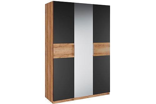 Шкаф 3 двери зеркало РАМОНА