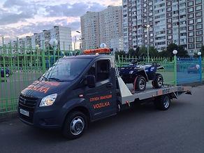 эвакуатор для квадроцикла