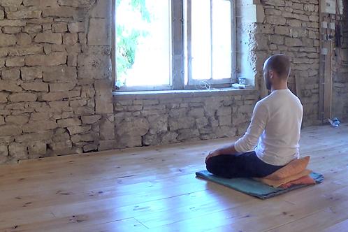 Introductie Meditatie 2 - zitten