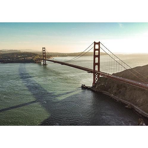 Golden Gate Bridge | 16x20 Print