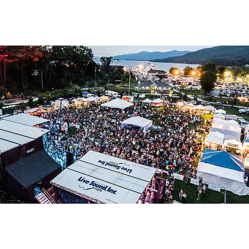 ADK Music Festival 2018 | 16x20 Print