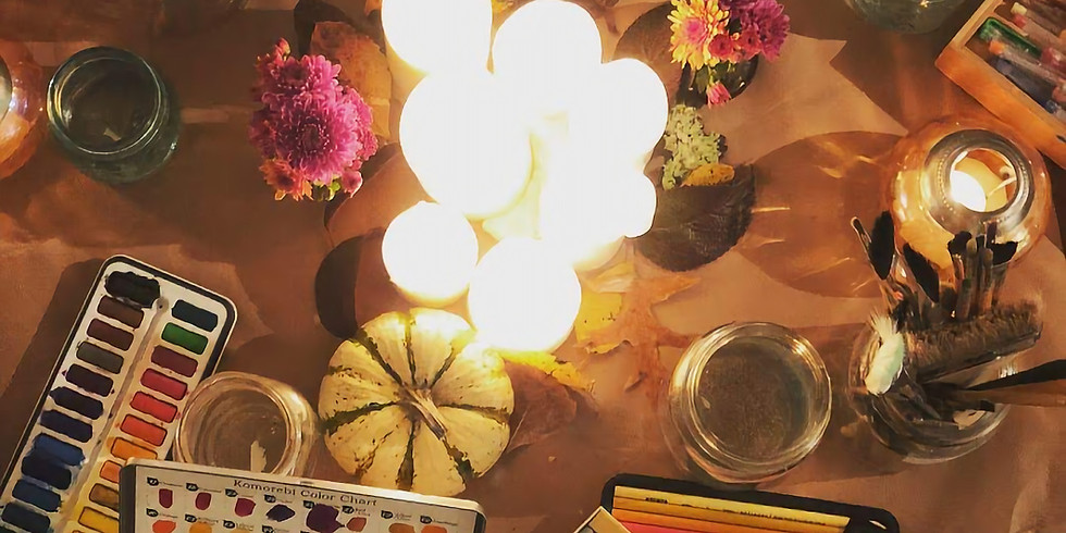 Moms Night Out Art Circle -This event is SOLD OUT