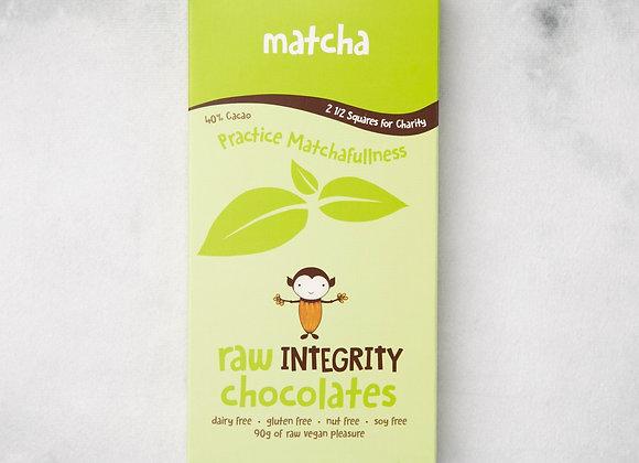 Matcha Chocolate Bar 90g