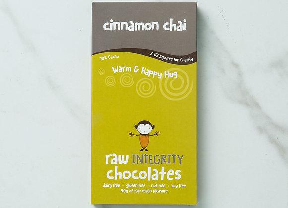 Cinnamon Chai Chocolate Bar 90g