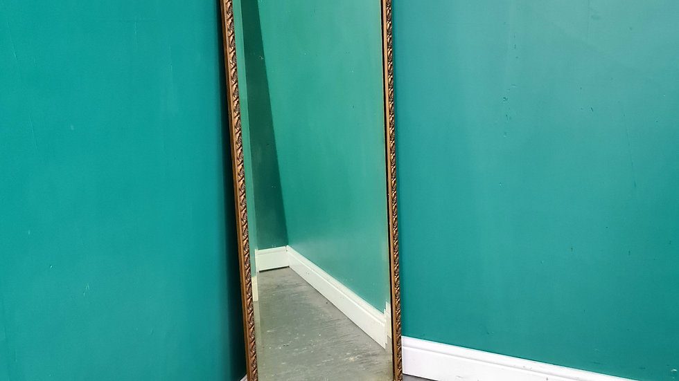 An Antique Style Bevel Glass Gilt Framed Mirror ~Delivery Available~