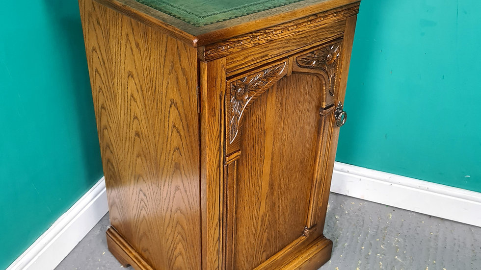 An Antique Old Charm Style Filing Cabinet ~Delivery Available~