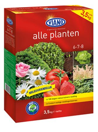 Alle planten 3.5kg