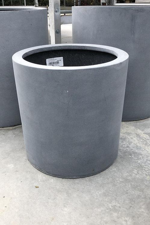 Fiber cylinder grijs 30x30