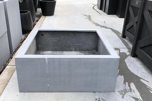 Fiber extra low cubic grijs 60x60x24