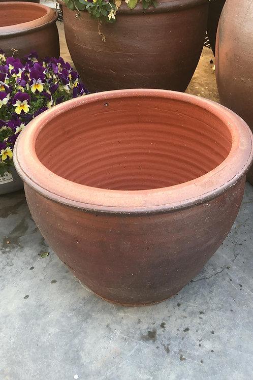 Round Salt Glazed 33H27
