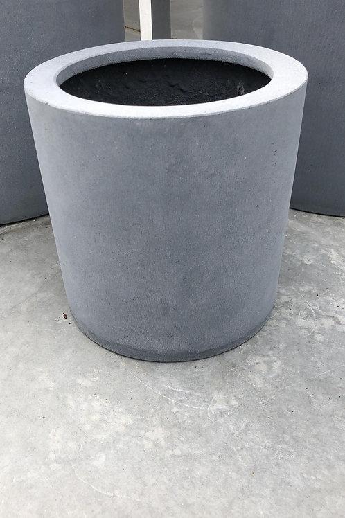 Fiber cylinder grijs 20x20