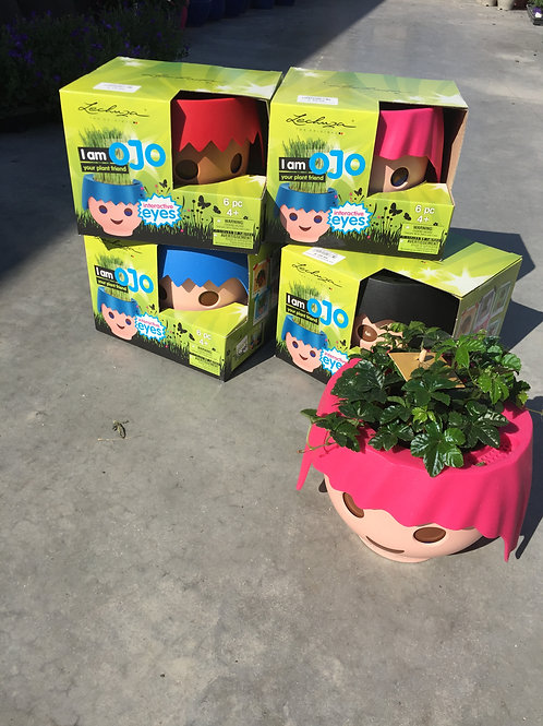 Ojo - Playmobil - interactieve plantenvriend - blauw