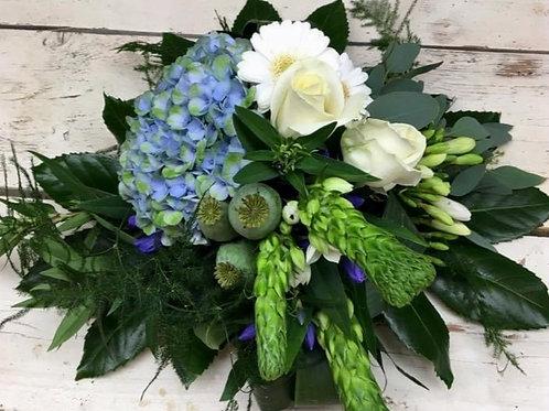 Model 10 Hortensia blauw L