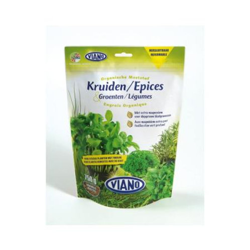 Kruiden en groenten 750g