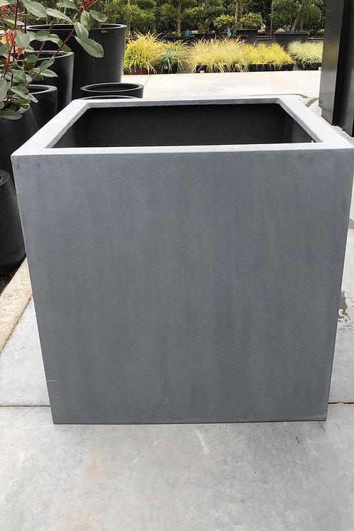 Fiber cubic grijs 50x50x50