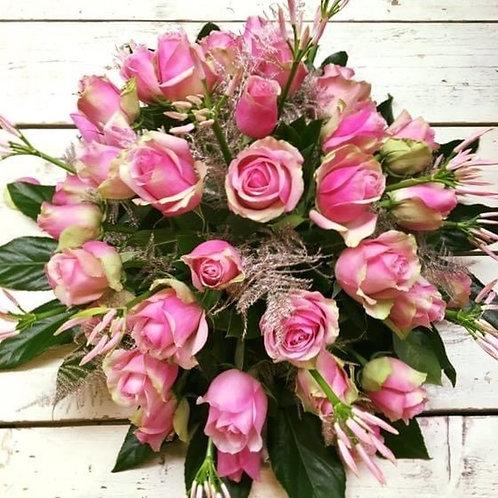 Model 5 roze rozen L