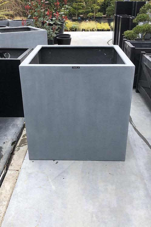 Fiber cubic grijs 70x70x70