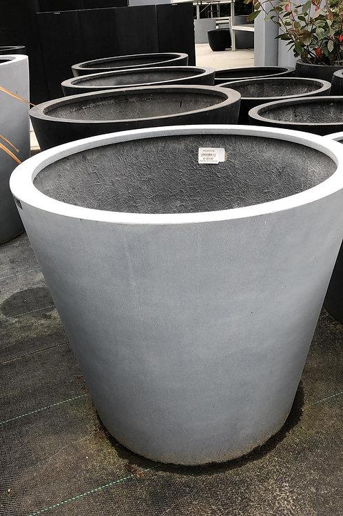 Poly borond grijs 60