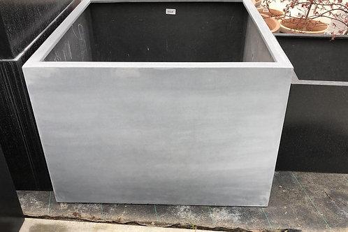 Fiber jumbo square grijs 100x100x70