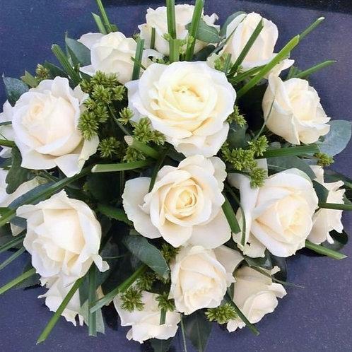 Model 1 witte rozen M