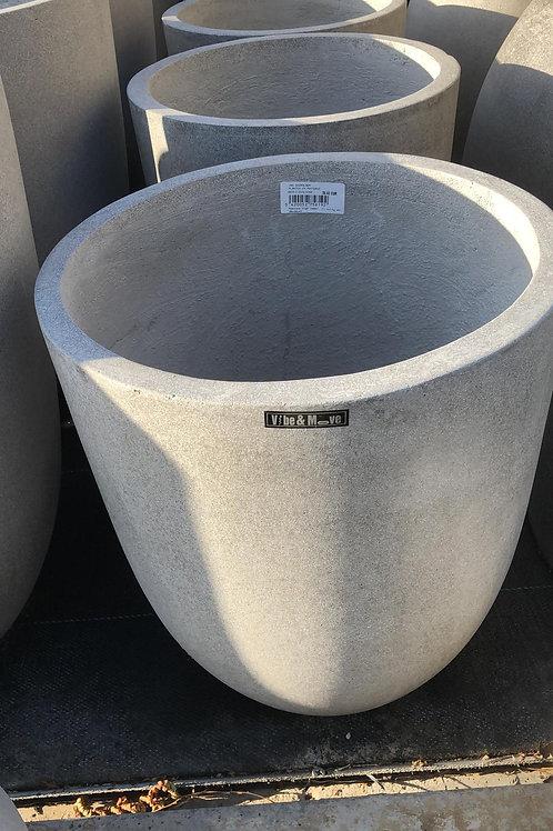 Mxstone high vase 38x38x43