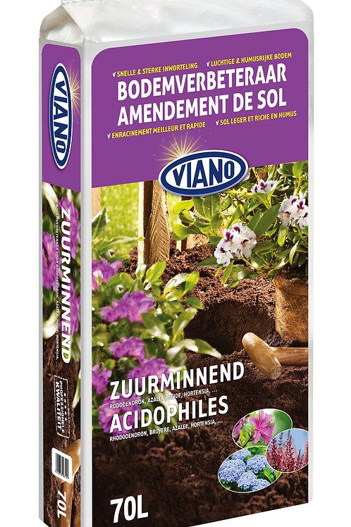 Bodemverbeteraar voor Rododendrons & Zuurminnende planten 40L