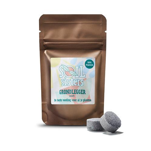 Grondlegger Mini's, 10 gram - 2 stuks per zakje