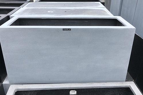 Fiber rectangle grijs 80x30x40