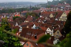 The City of Tübingen