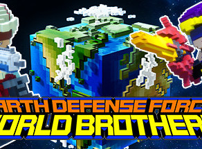 Review: Earth Defense Force: World Brothers