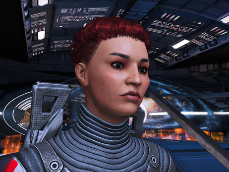 A Veteran's Reflection: Mass Effect, the Military, and Mental Health
