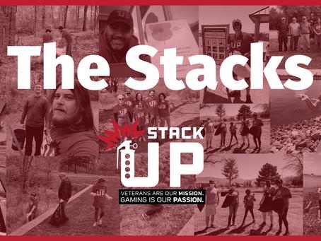 Volunteer Week: The Stacks